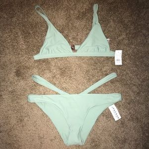 Pacsun bikini set